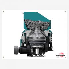 Powerscreen Perspex-Frame - Image 4